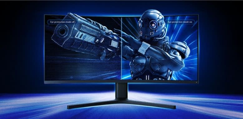 Xiaomi's 34-Inch Curved Gaming Monitor Launched - 2