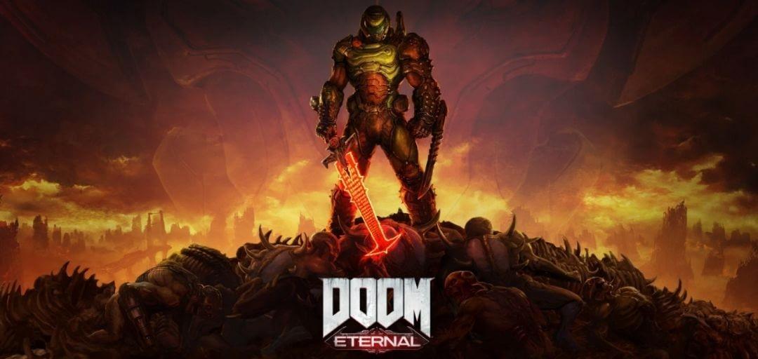 Doom Eternal-Spawn Point