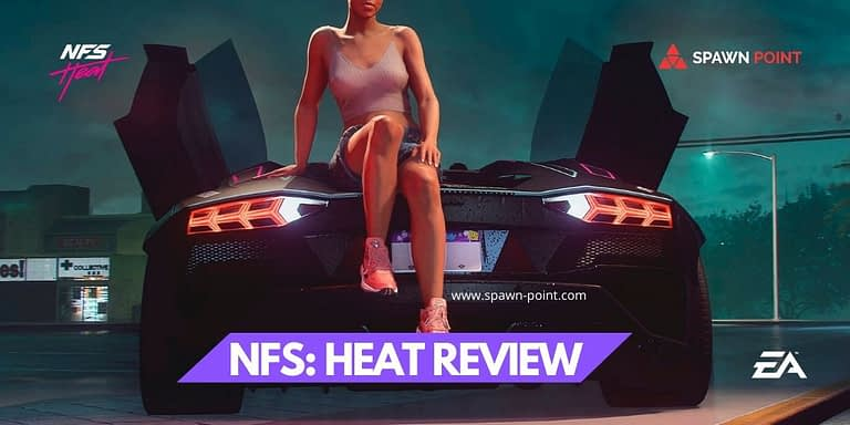Need For Speed-HEAT-Spawn-Point