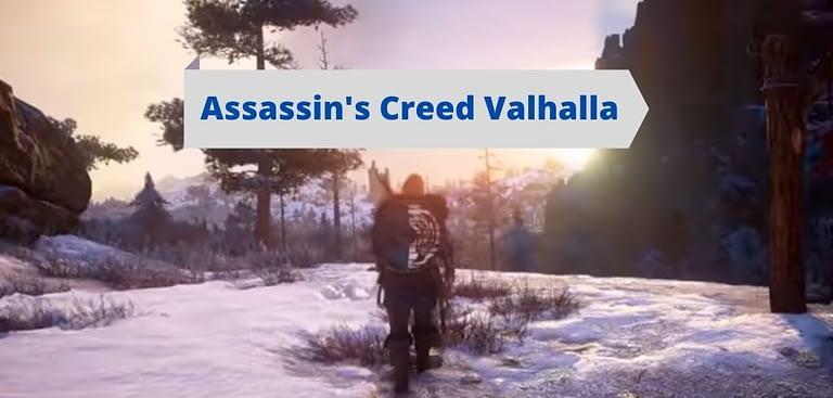 Assassins Creed Valhalla-Spawn Point