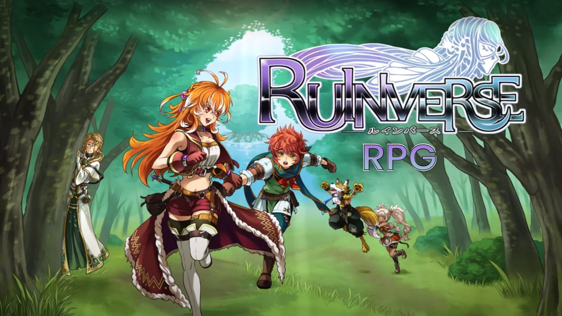 Ruinverse RPG