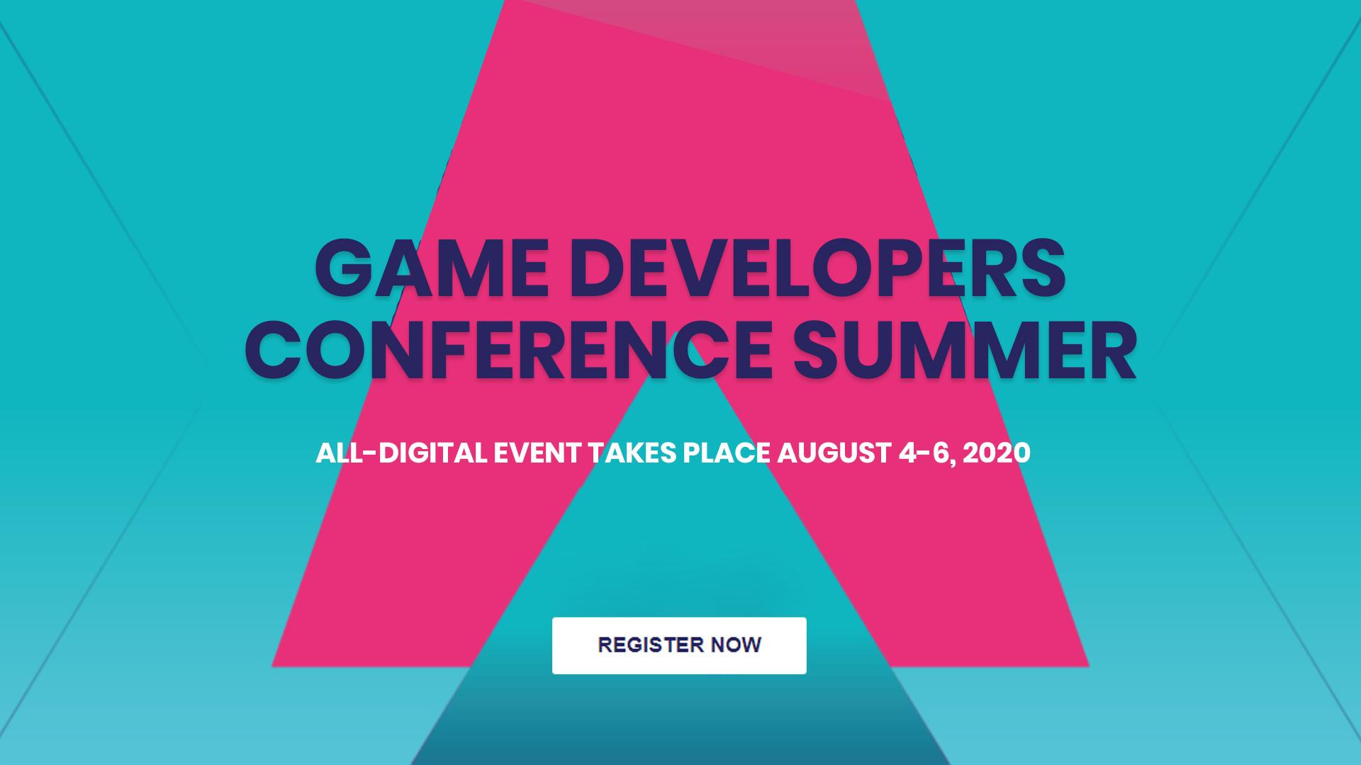 GDC Summer 2020