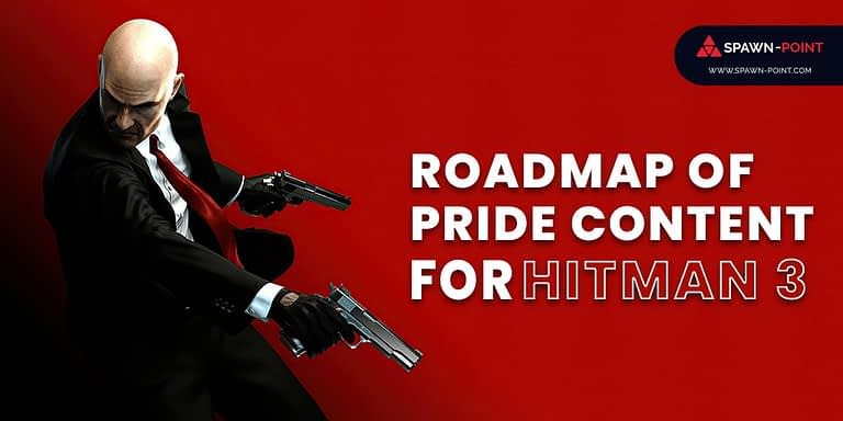Roadmap of Pride Content for Hitman® 3 - Header Final