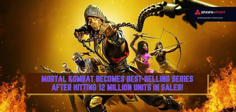 Mortal Kombat 11 Becomes Best-Selling Series After Hitting 12 Million Units in Sales! - Header