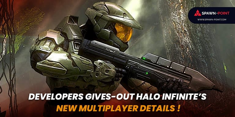 Developers Gives-Out Halo Infinite's New Multiplayer Details! - Header 1