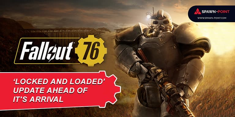 Fallout 76s' Locked and Loaded Update Ahead of It's Arrival - Header