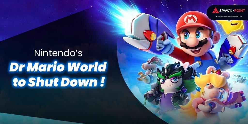 Dr. Mario Shutting Down - Header