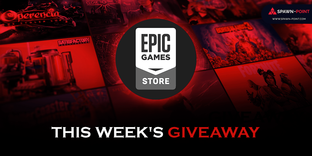The Epic Games Store Weekly Giveaway - Header