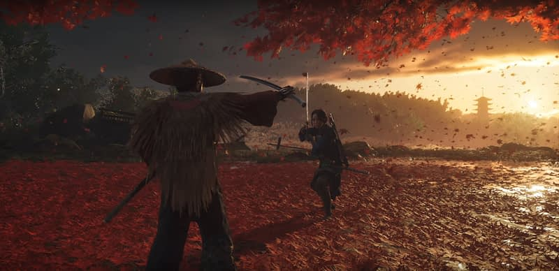 Launch Trailer of Ghost of Tsushima® Out! - 3