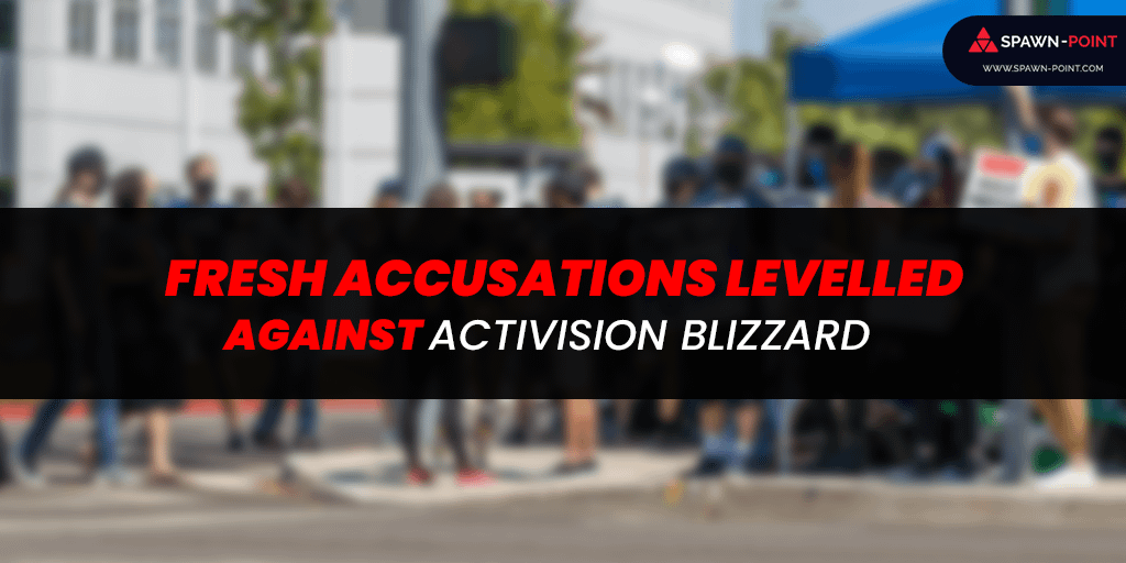 Fresh Accusations Levelled Against Activision Blizzard - Header