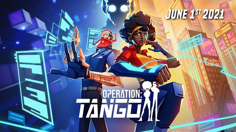 Operation: Tango - Header