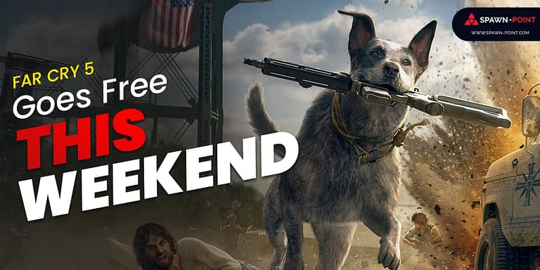 Far Cry 5 Goes Free This Weekend- Header