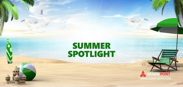 Buy Games and Win Gift Cards on Xbox's Summer Spotlight - Header