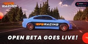 SPG Racing Open Beta Tests Goes Live!-Header