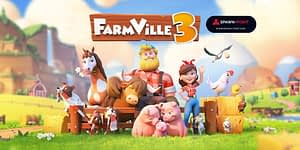 Farmville 3 To Soon Arrive On Mobile Zynga- Header