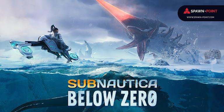 All About Subnautica Below Zero - Header