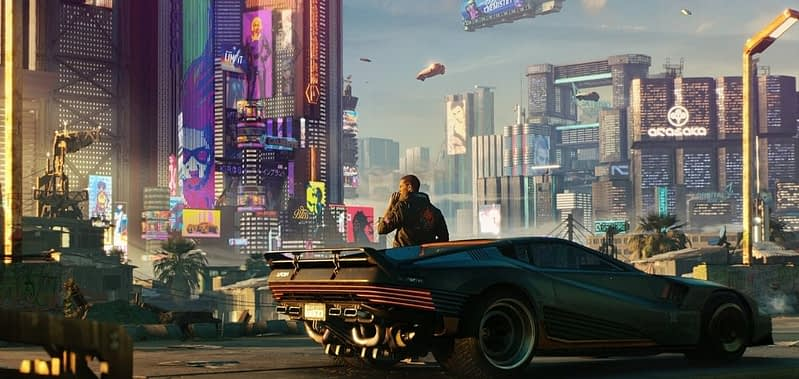 Cyberpunk 2077- Spawn-Point