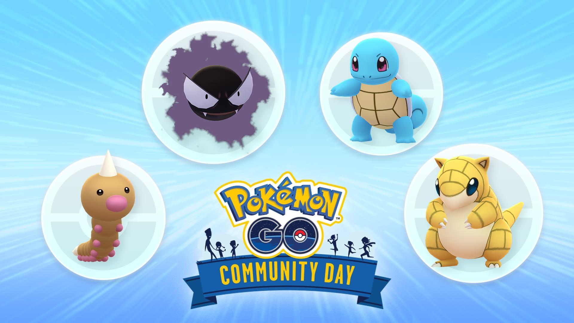 Pokemon Community Day