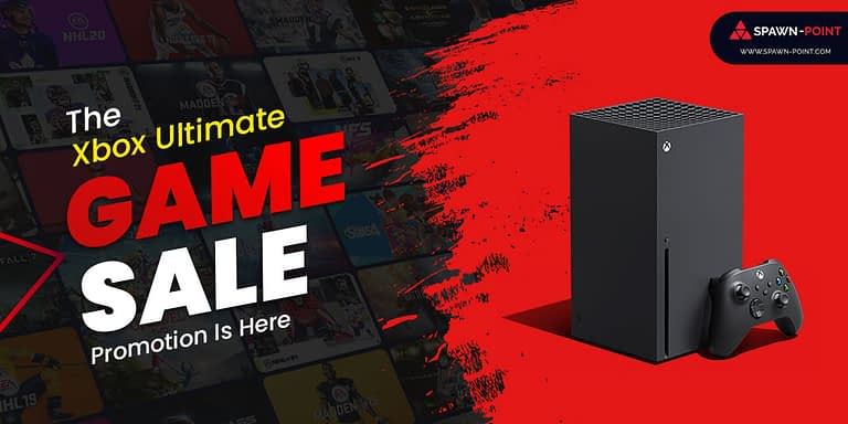The Xbox Ultimate Game Sale Promotion Is Here - Header