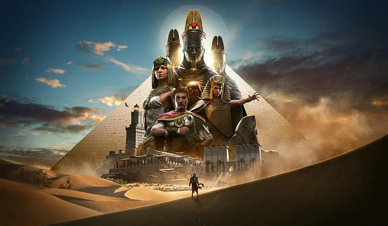 Assassin's Creed Origins Free to Play