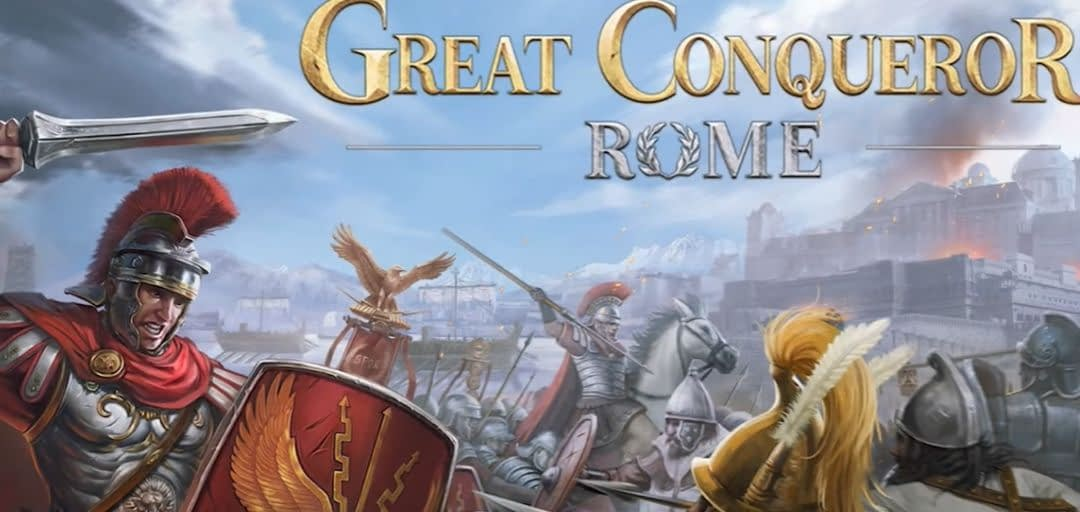 Great Conqueror Rome- Spawn Point
