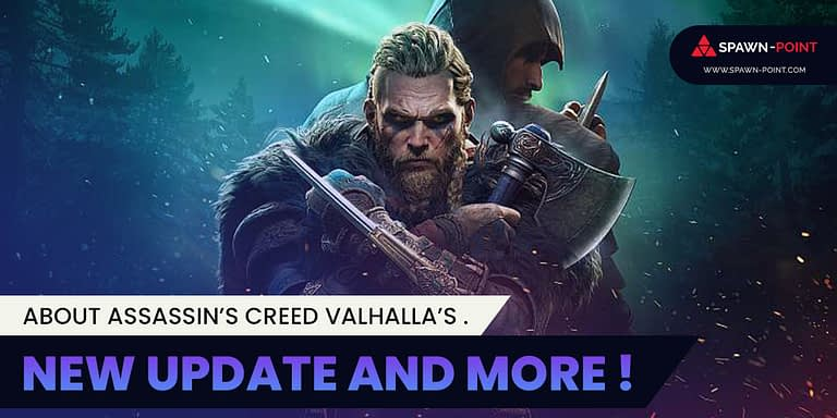 About Assassin's Creed Valhalla's New Update And More ! -Header 1