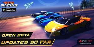 SPG Racing Open Beta Updates So Far- Header