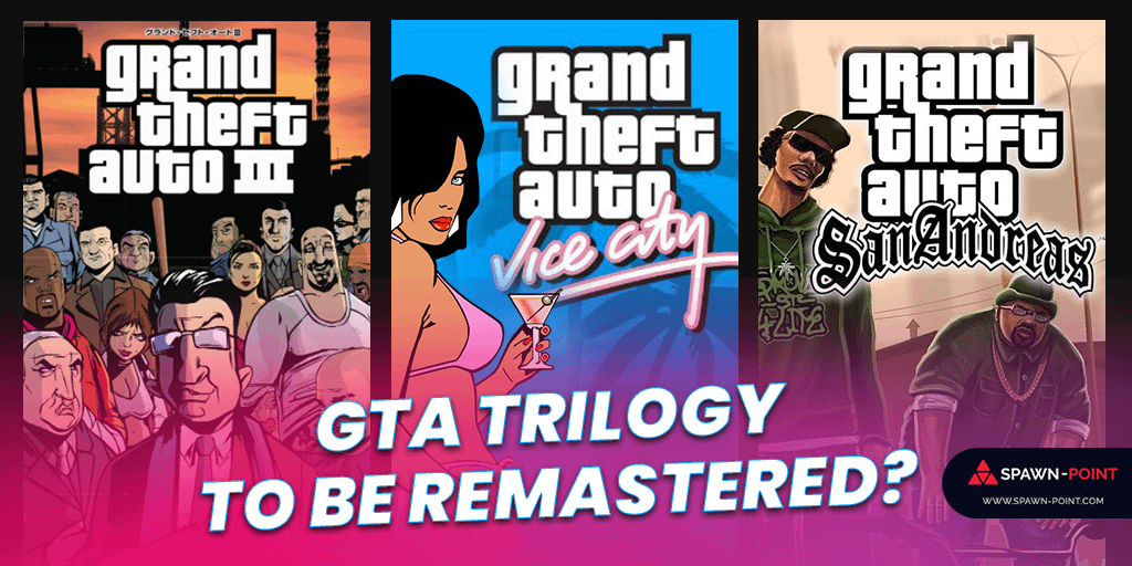 GTA Trilogy to be Remastered?- Header
