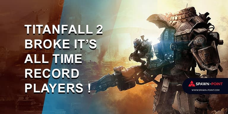 Titanfall 2 Broke It's All Time Record Players - Header