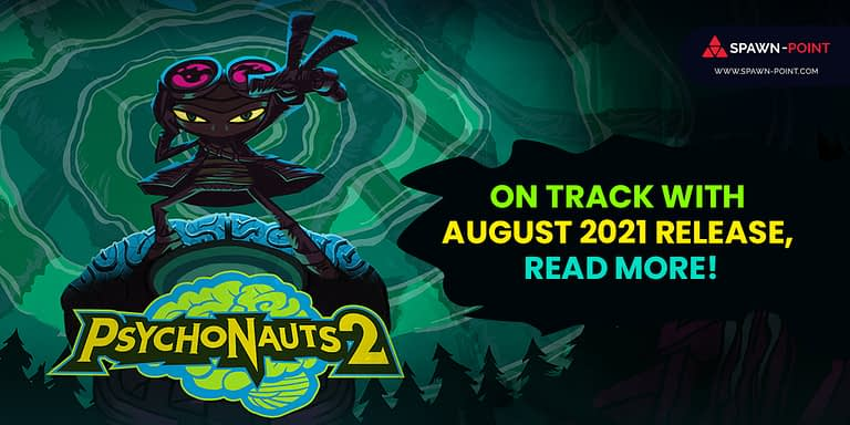 Psychonauts 2 On Track with August 2021 Release, Read More! - Header 1