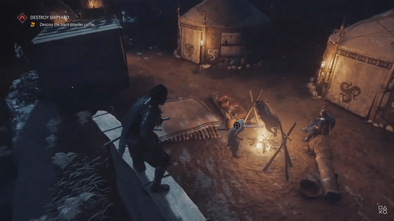 Launch Trailer of Ghost of Tsushima® Out! - 1