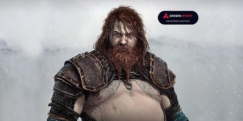 Gamers React To God Of War Ragnarök's Thor. Compare Him To Chris Hemsworth- Header